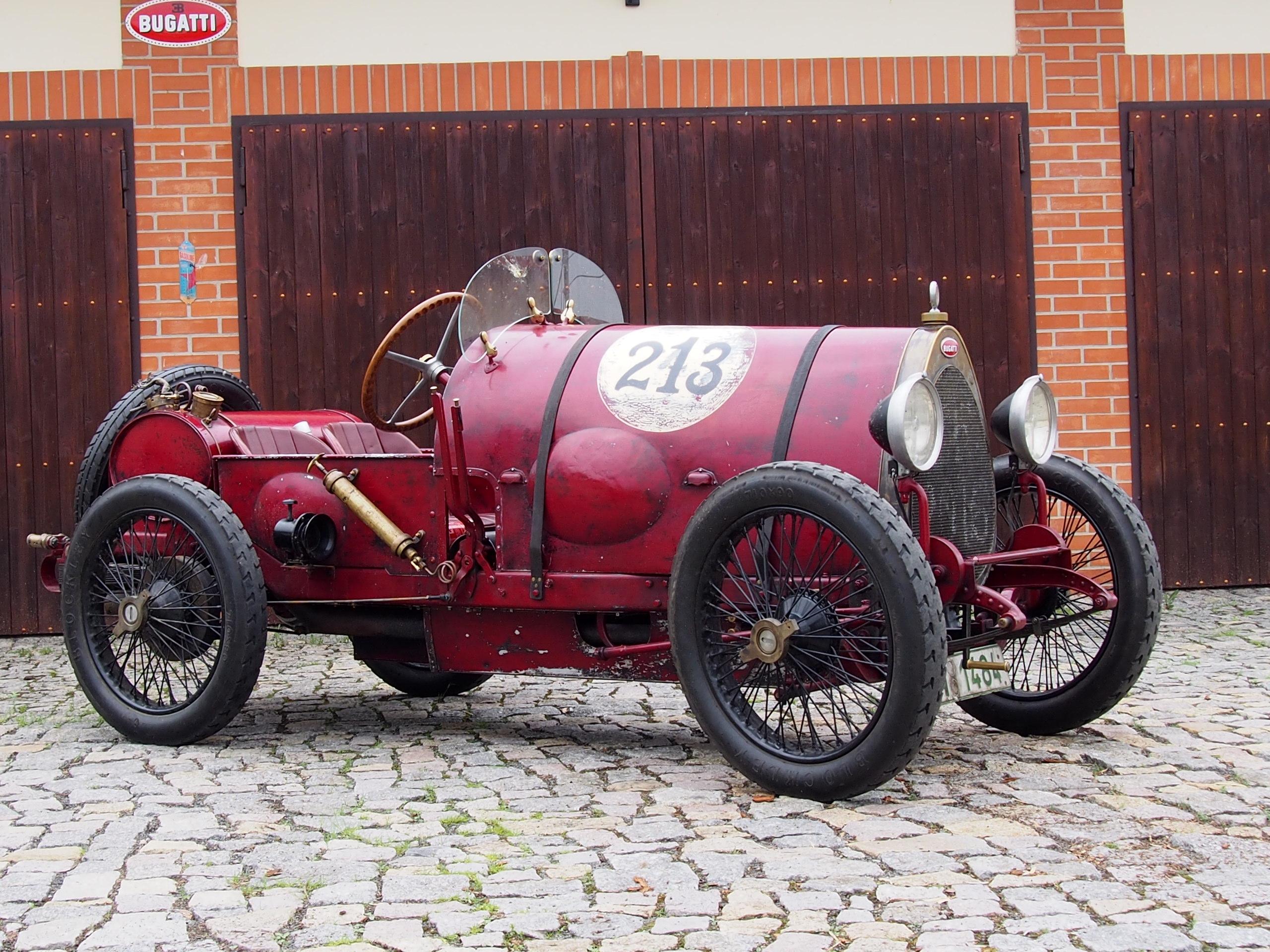 Bugatti T 13 No. 1323