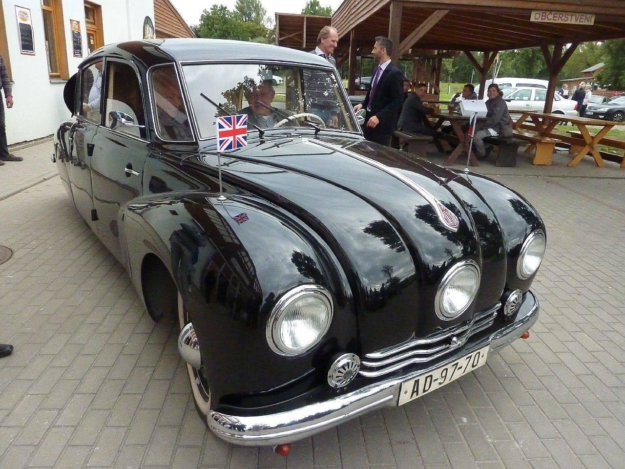 Veteran Car Club Dobřichovice